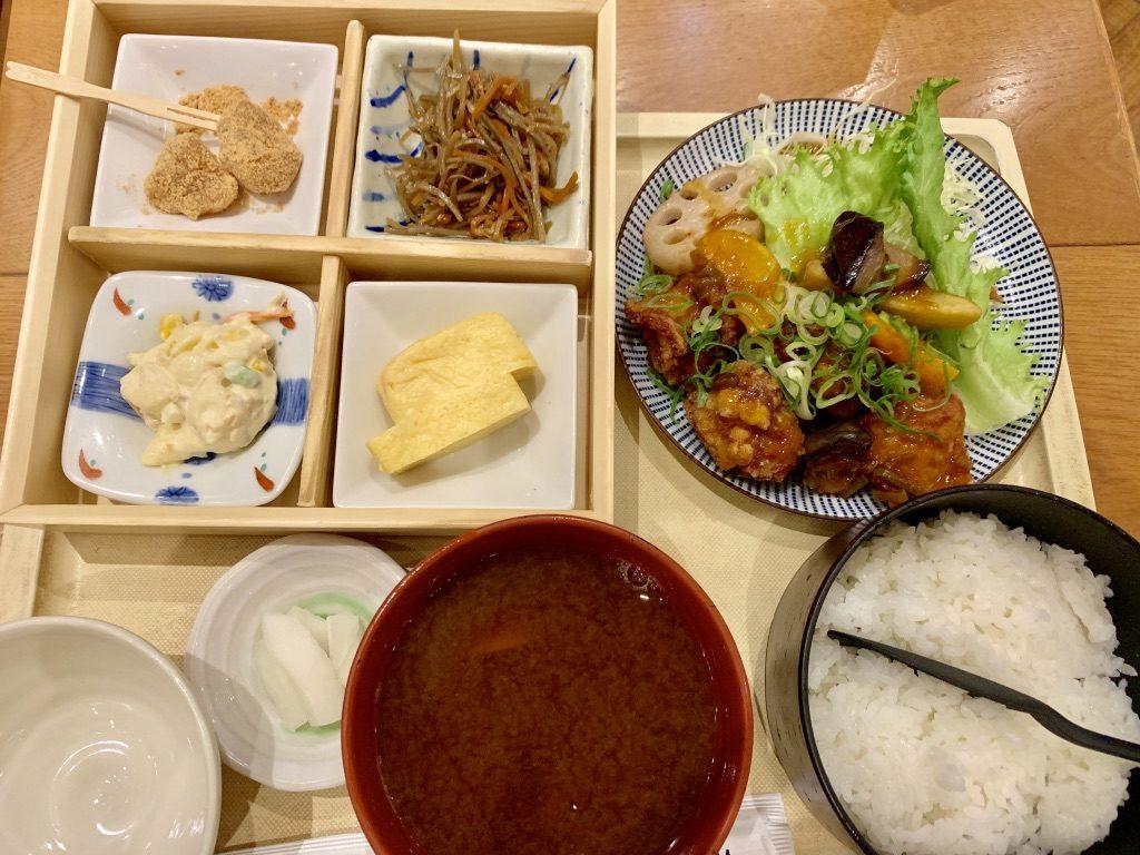 うちの食堂ららぽーと和泉店ランチ