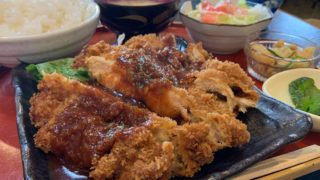 岸和田市の五軒屋ランチ