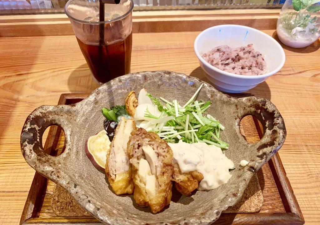 岸和田市の大宮ブランカフェ