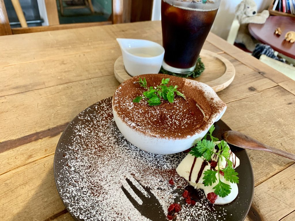 岸和田市にあるちょこちょこカフェ