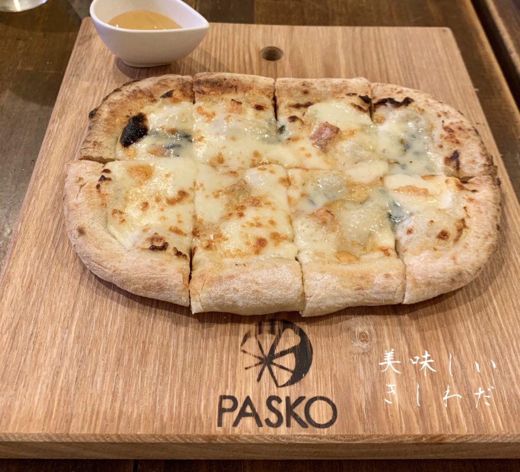 パスコのピザ