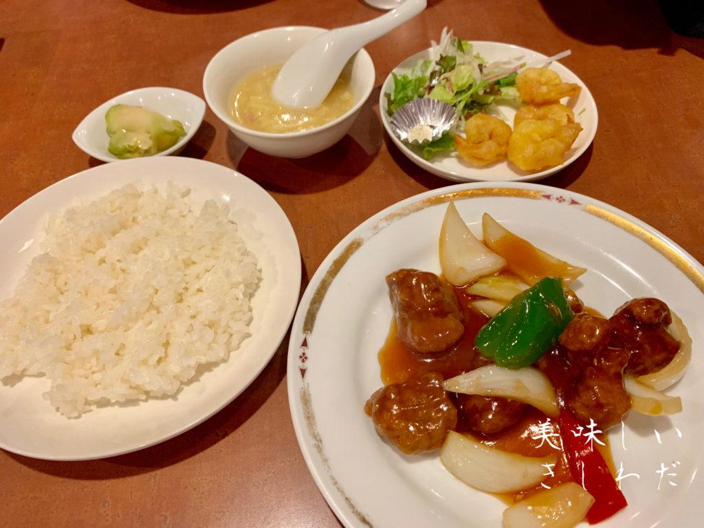 岸和田の美味しい中華・鮮箸坊