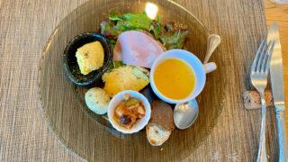 trattoria almo(トラットリア・アルモ)の前菜