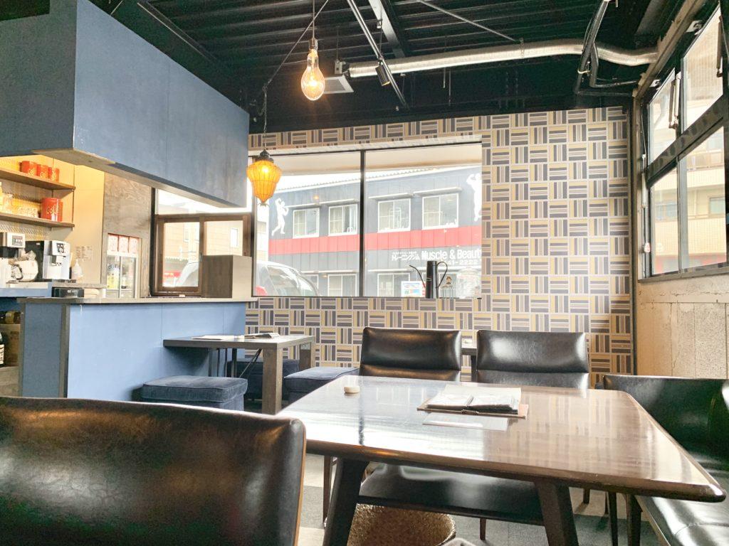 岸和田市のおしゃれカフェうわさのムー
